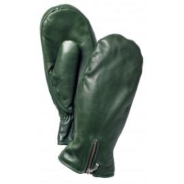 Grøn skindluffer fra Gaucho - Primalofts foer