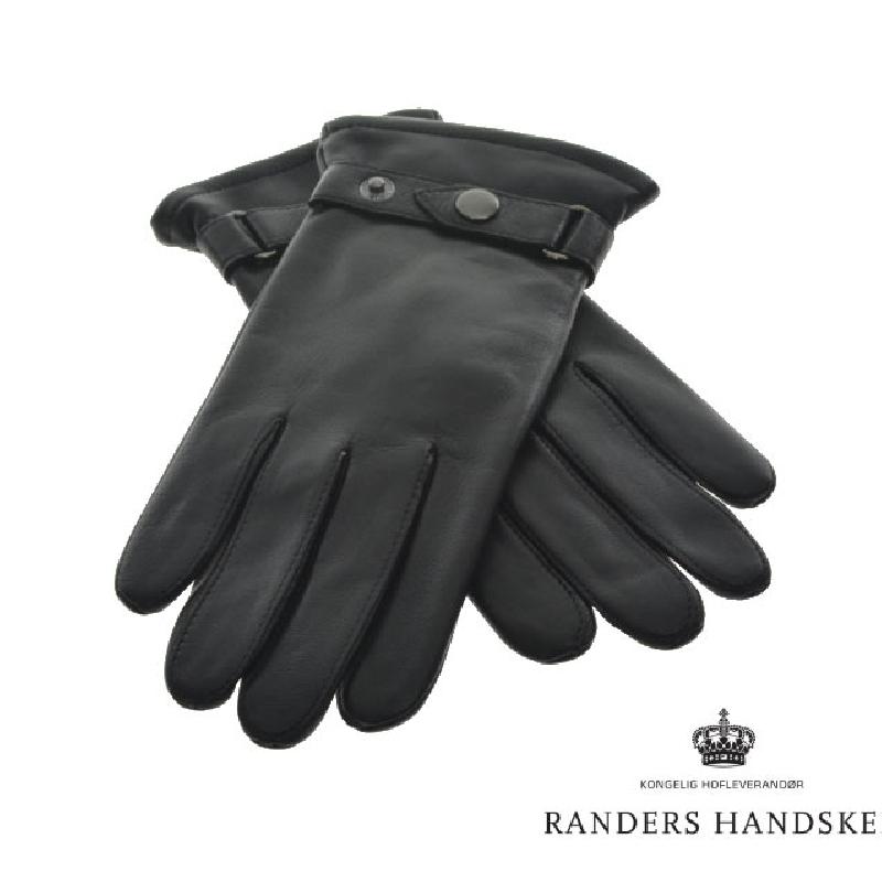 Randers handsker - Dame skindhandske m.fleecefoer.