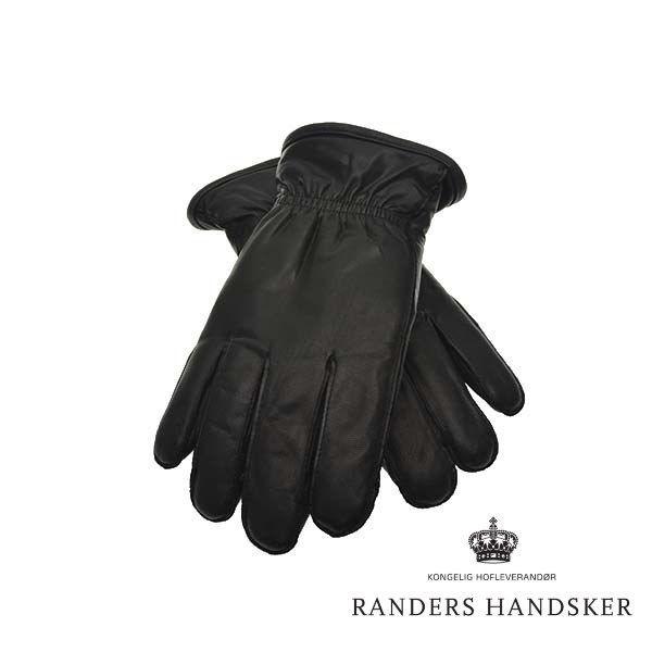 herrer handsker med foer