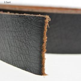 65 cm læderrem kreativt...