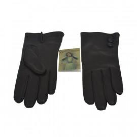 Randers handsker skindhandske -silkefoer