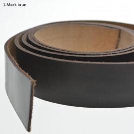 110 cm læderrem kreativt...