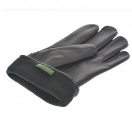 Sort herre skindhandske fra Randers handsker