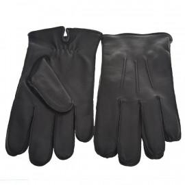 Sort herre handske Randers handsker 401507