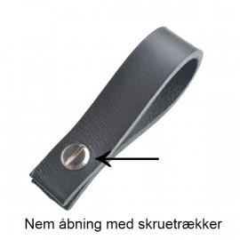 læderstrop til f.eks. grydelapper - kernelæder