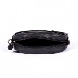 Lille sort skuldertasker fra Treats - 220446