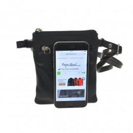 mobilhanger i kalveskind til f.eks. iPhone7