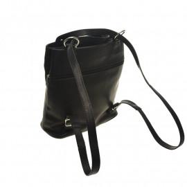 rygsæk / skuldertaske i en - Line fra Freja skind