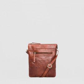 """Premium laptop taske fra Montana i bøffelskind. 15,6"""". laptotaske i cognac eller sort"""