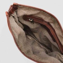 Montana crossbody taske i bøffelskind Tilbud