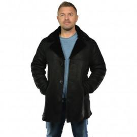 Herre rulamsjakke - Høj kvalitet varm og lækker