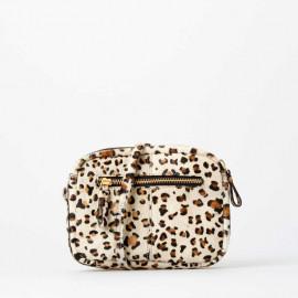 Treats - Sigrid - skindtaske med leopard print