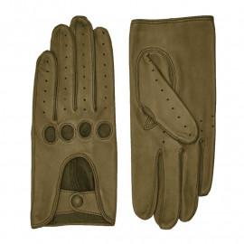 Army - Grøn - dame kørehandske - Randers handsker