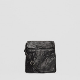 Montana 270714 sort lædertaske - Prisgaranti