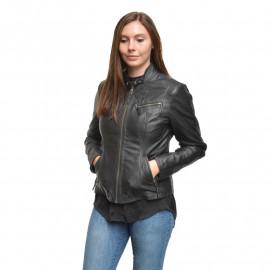 rulamsjakke sort dame rulamsjakke kort model dejlig varm islandsk glazed rulam fri fragt