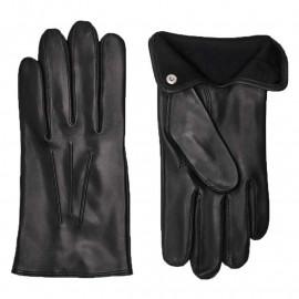 Herre Randers handsker med silkefoer - Tynd men varm