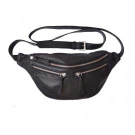 Sort bæltetaske fra Orchid-11007
