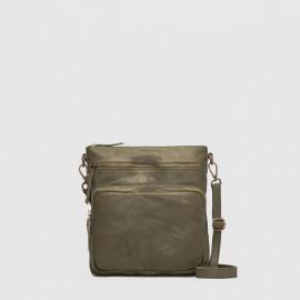 Treats crossbody taske - Grøn bøffelskind - 280802
