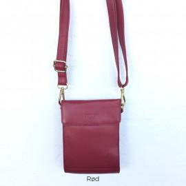 Rød crossbody taske fra Corium - 170025