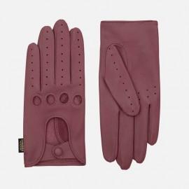 Dame kørehandske - Varm rosa - Randers handsker