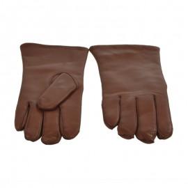 Cognac dame Randers handske - 208700