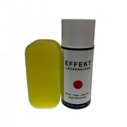 Effekt læderbalsam 150G - Let at bruge